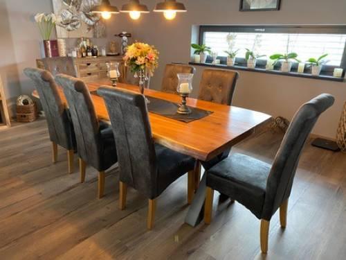 Jedálenský stôl Massive X