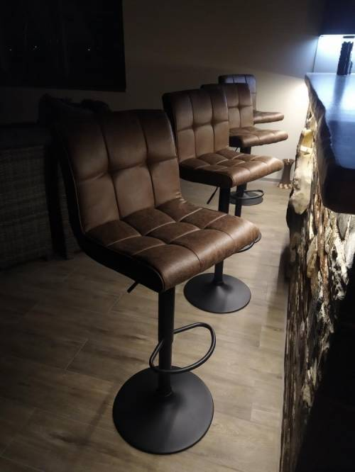 Barová stolička Modern 95-115 cm