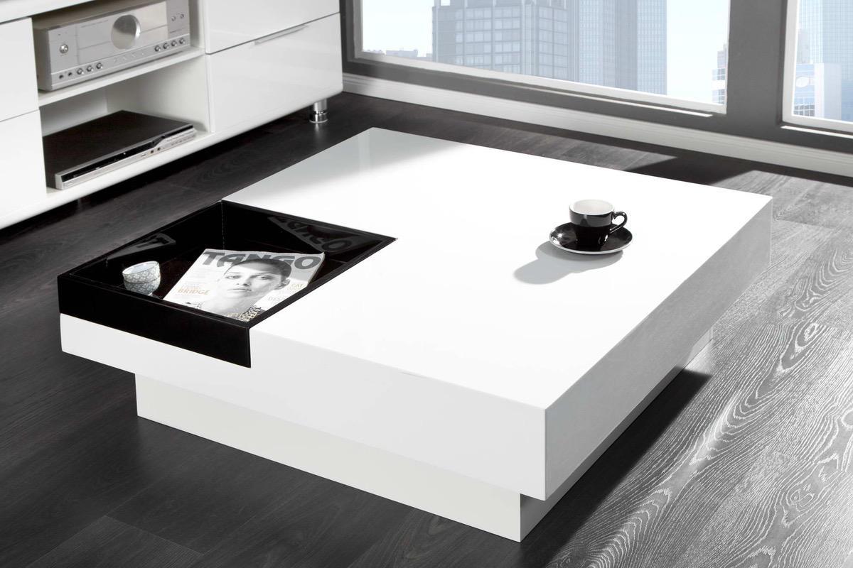 Dizajnový konferenčný stolík Noble
