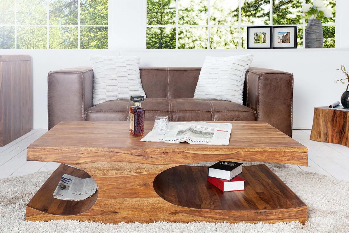 LuxD Luxusný konferenčný stolík Island