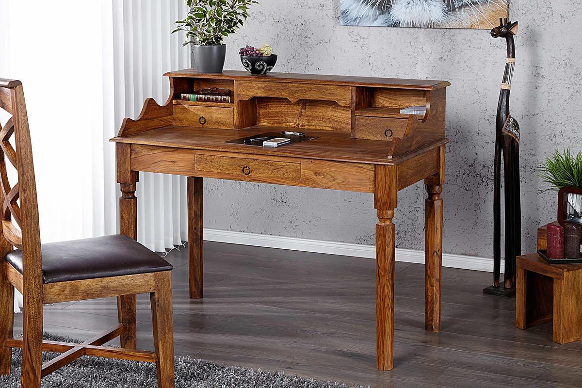 LuxD Písací stôl Timber