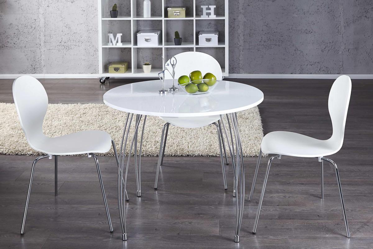 LuxD Jedálenský stôl Circult 90cm