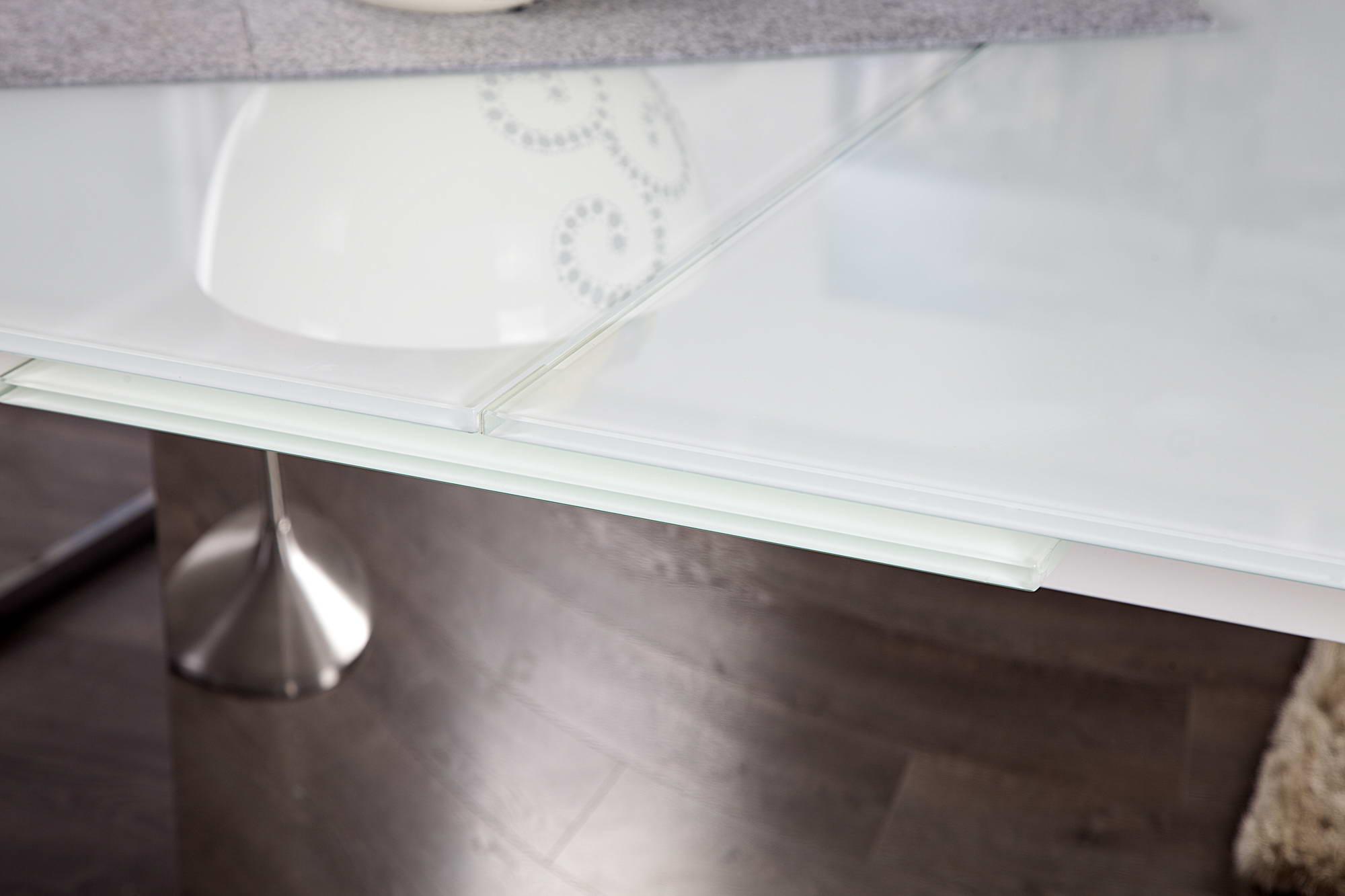 Dizajnový jedálenský stôl rozkladací Accord 180-220cm