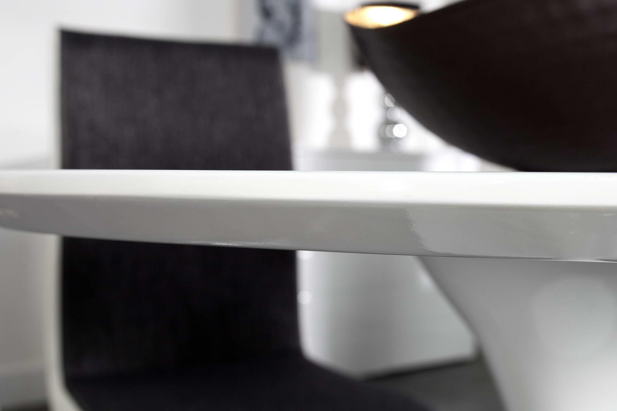 Dizajnový jedálenský stôl Polar 90cm