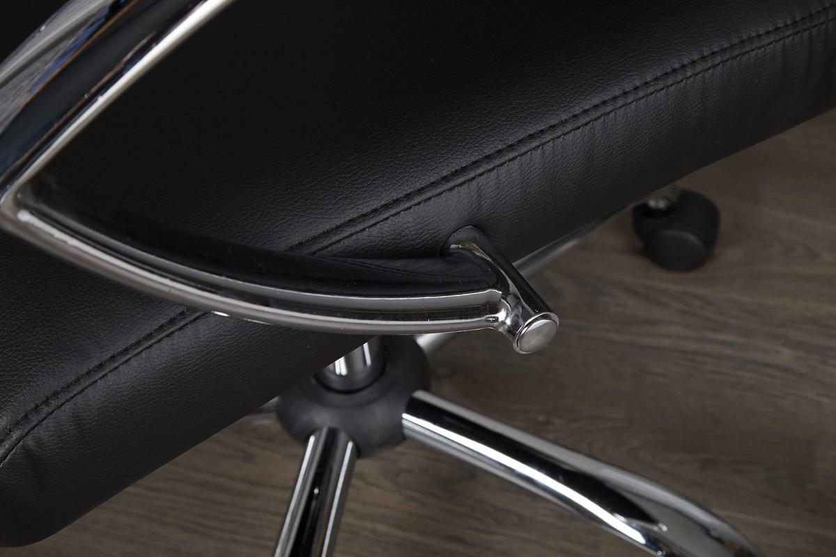 Kancelárska stolička Boss čierna