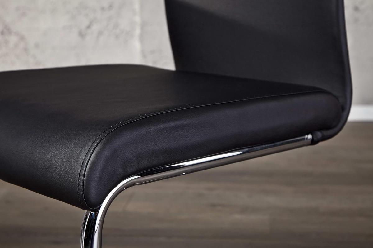 Stolička Bland čierna - 2 ks