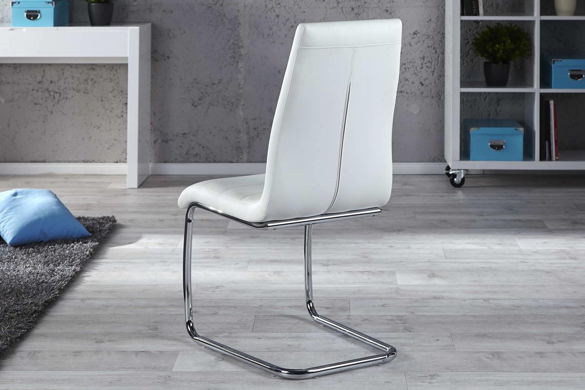 Stolička Neo biela