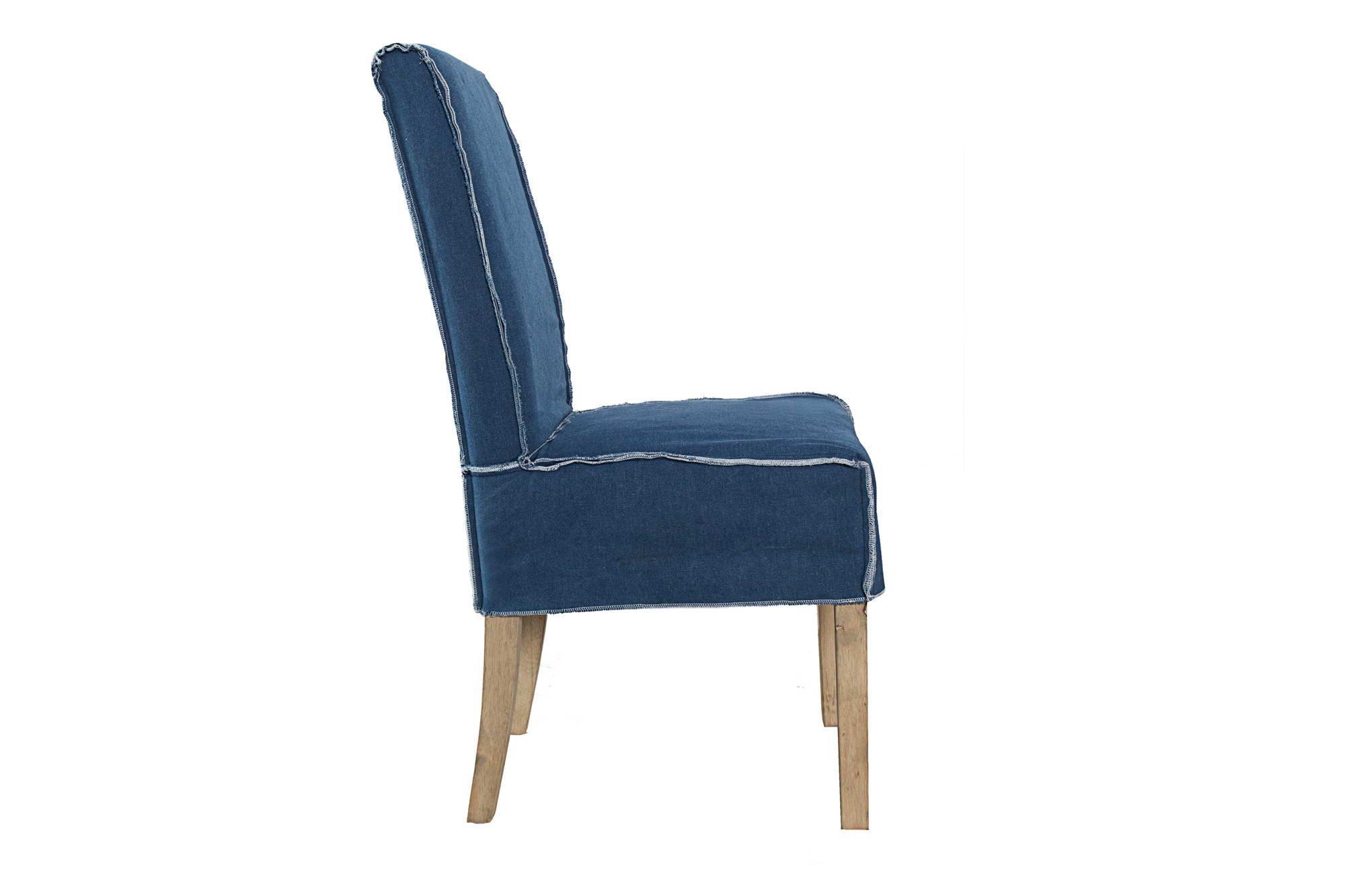 Stolička Passanger modrá