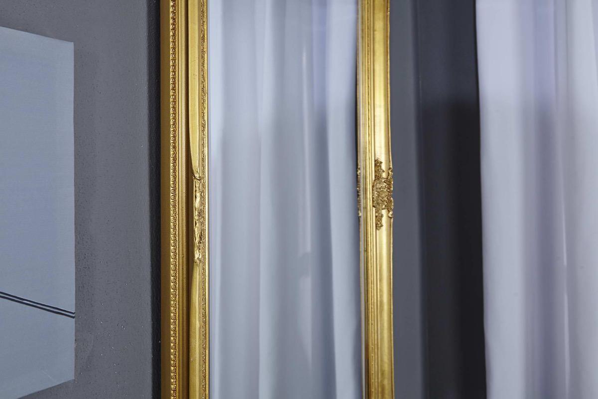 Zrkadlo Reincarnation zlaté 185cm