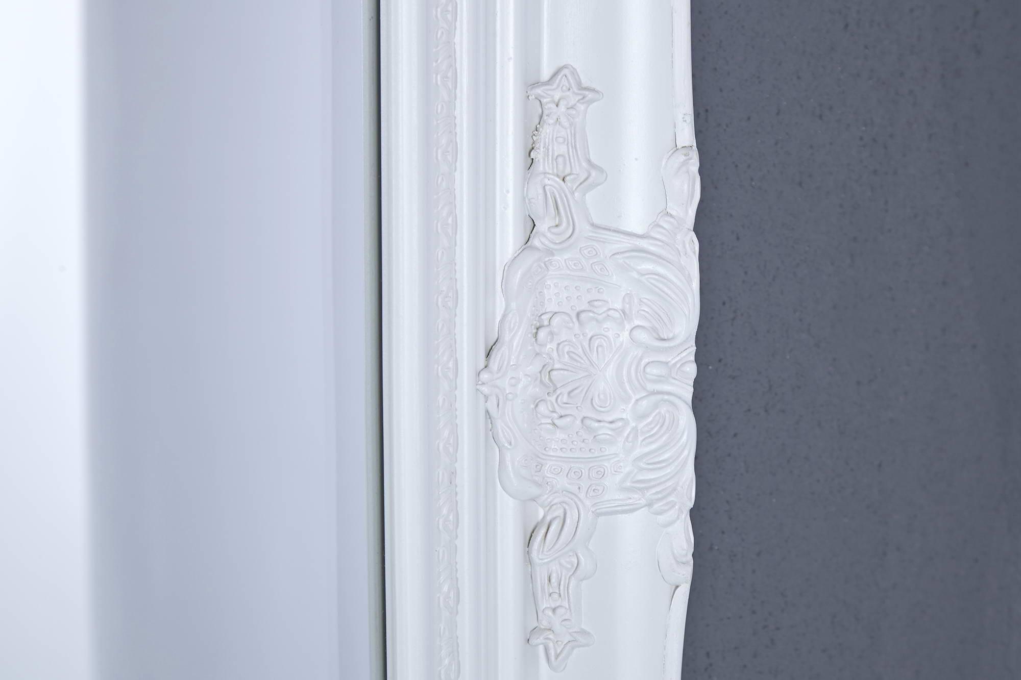 Zrkadlo Reincarnation biele 185cm