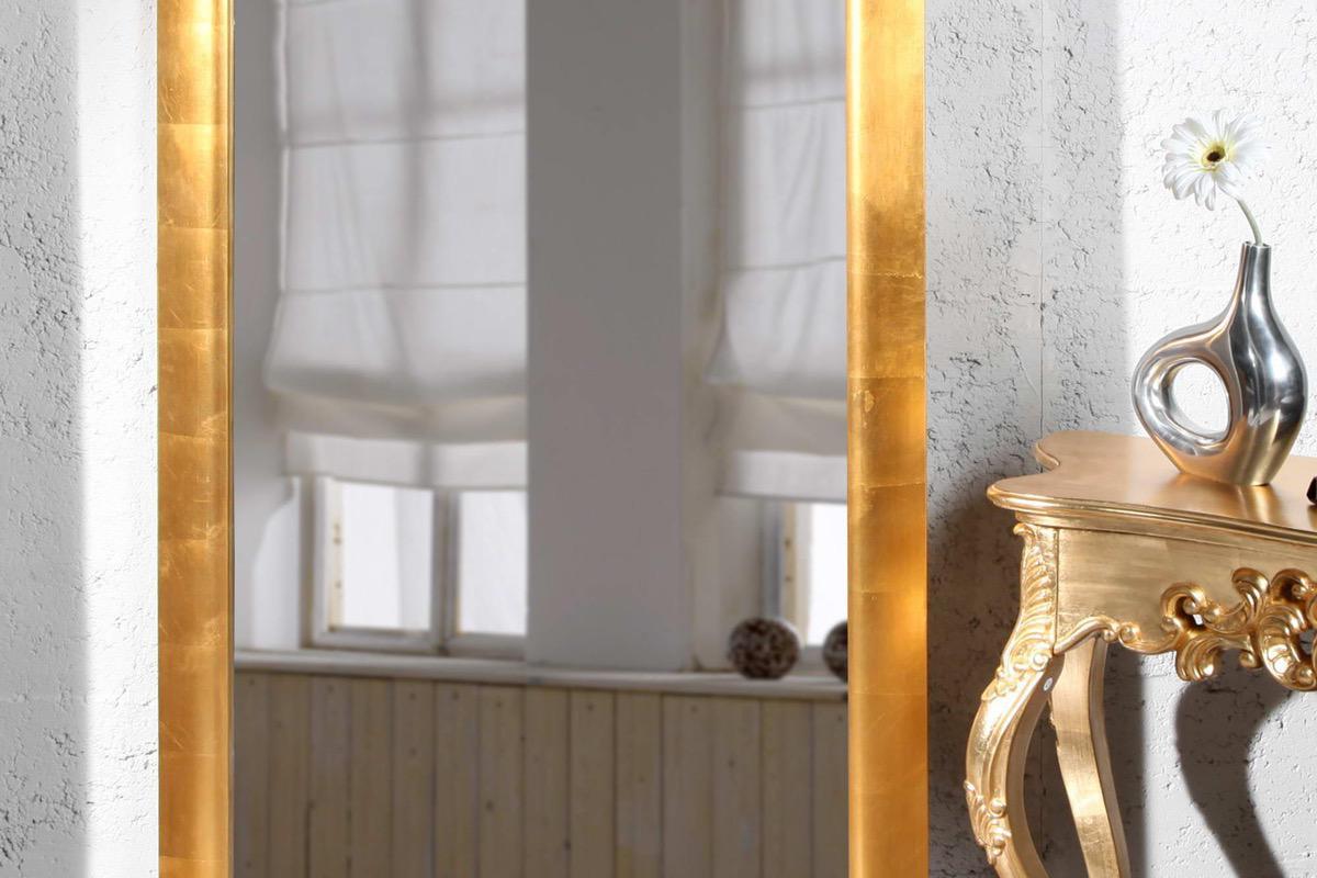 Zrkadlo Reflection zlaté