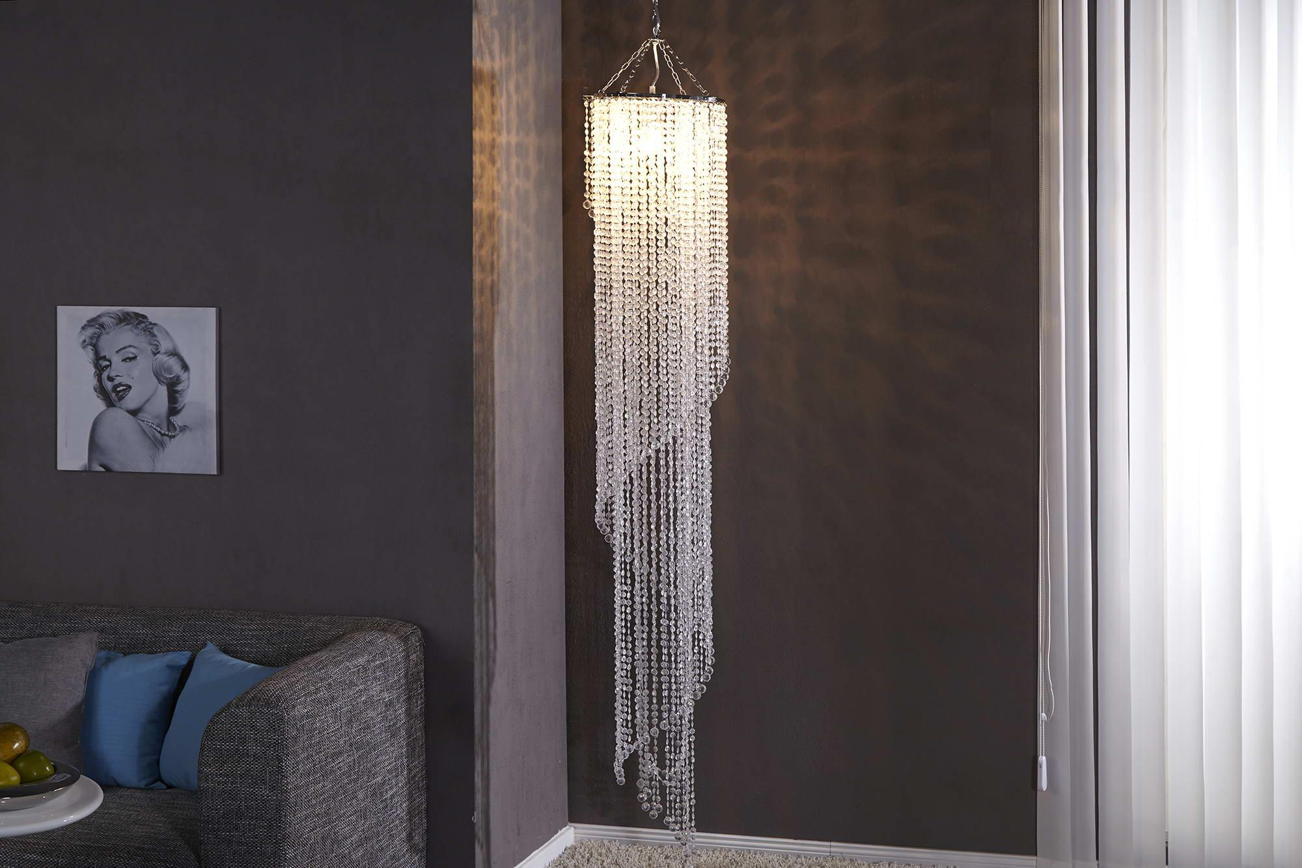 LuxD 16650 Lampa Crystal závesné svietidlo