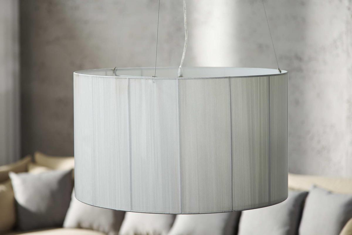 Lampa Ample L biela