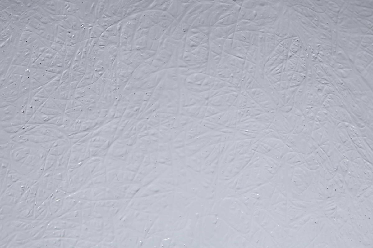 Glimer 50cm bielo-strieborná