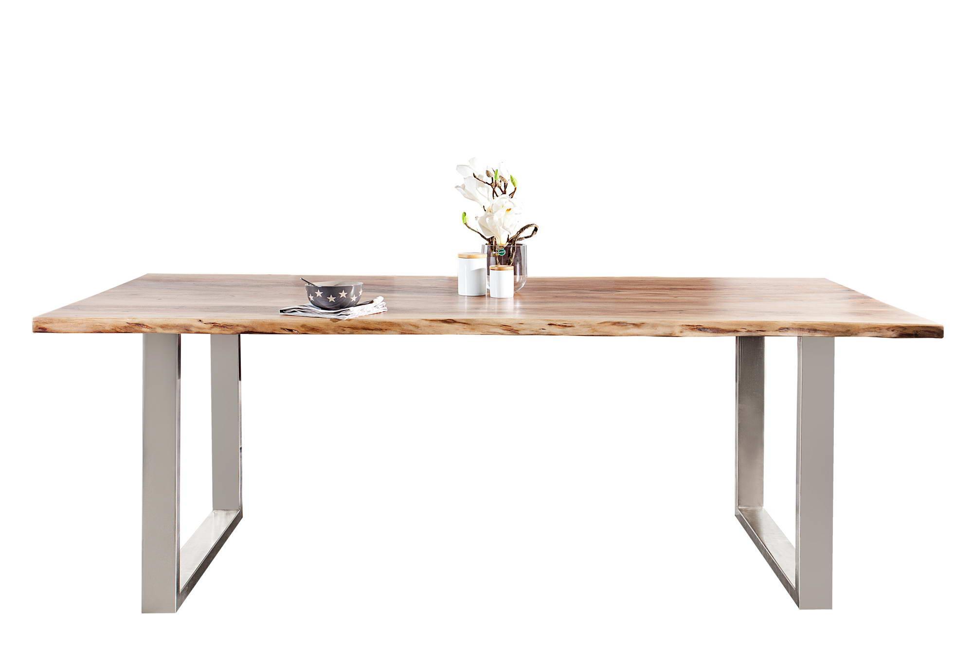 Luxusný jedálenský stôl z masívu Massive II 200cm