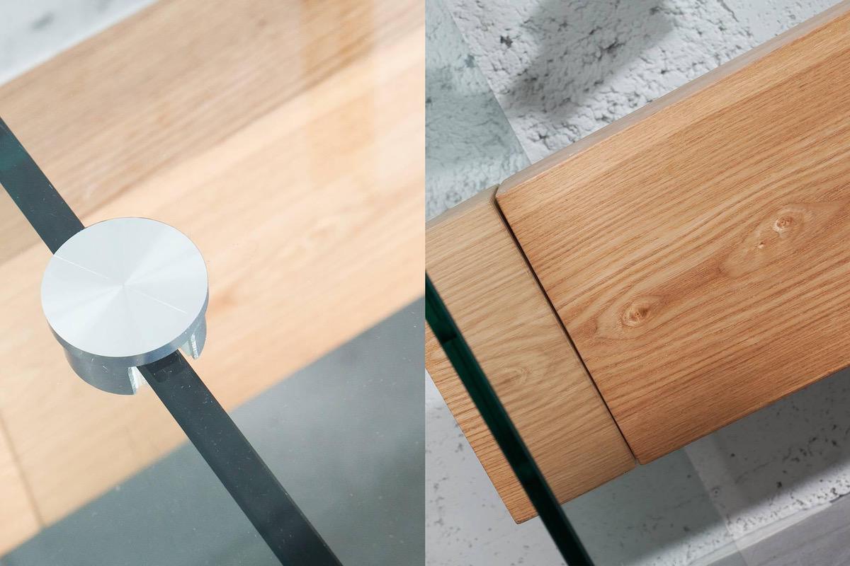 Dizajnový kancelársky stôl Livid