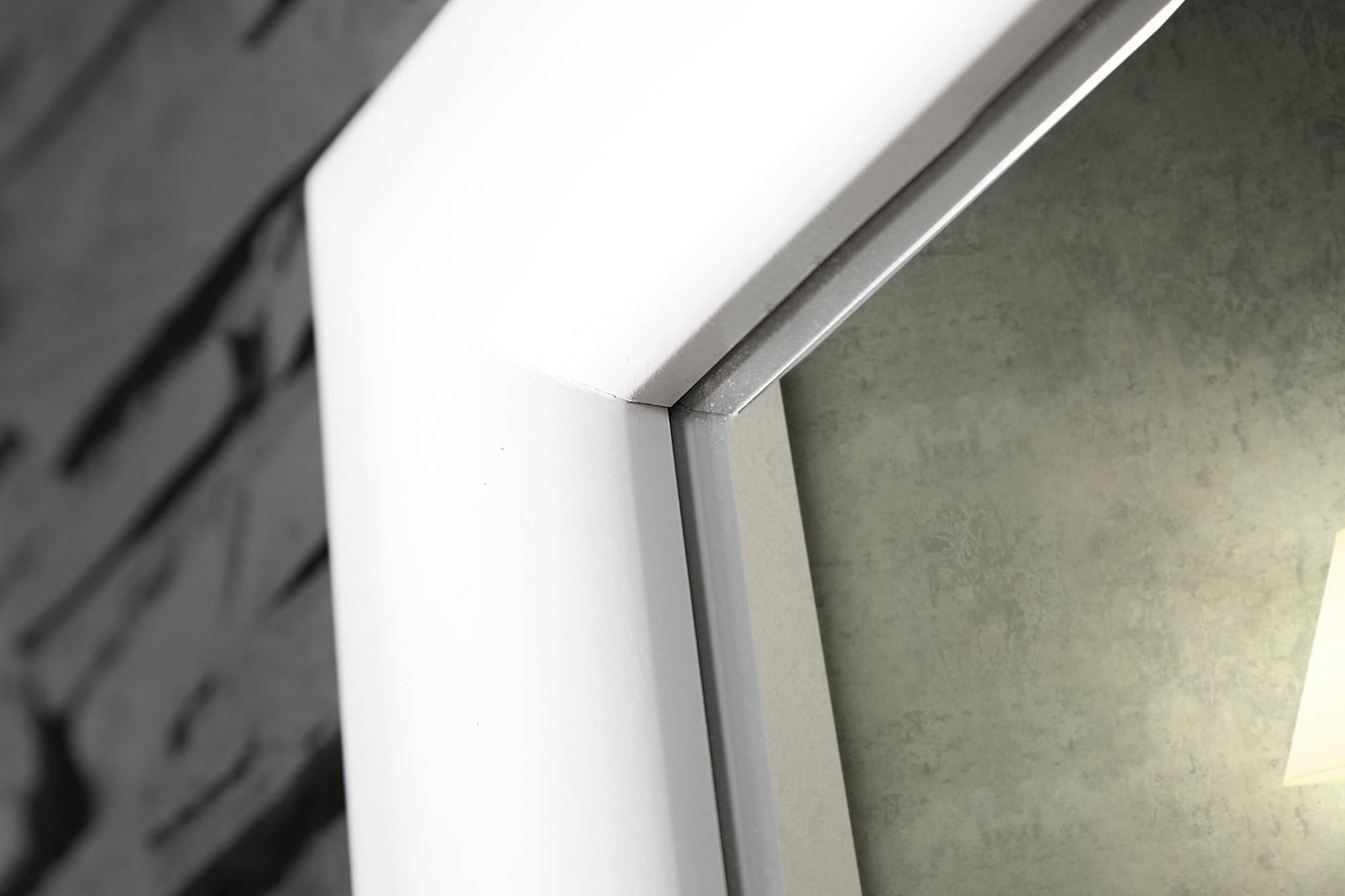 Zrkadlo Reflection biele