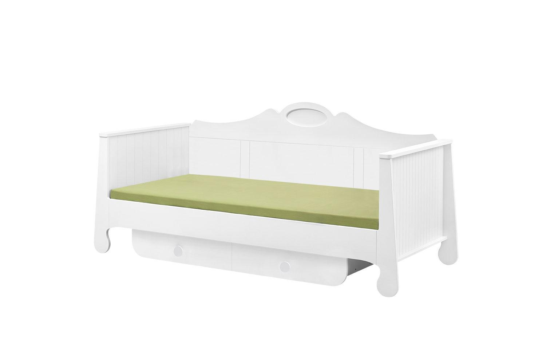 Detská posteľ Pame s úložným priestorom 200x90