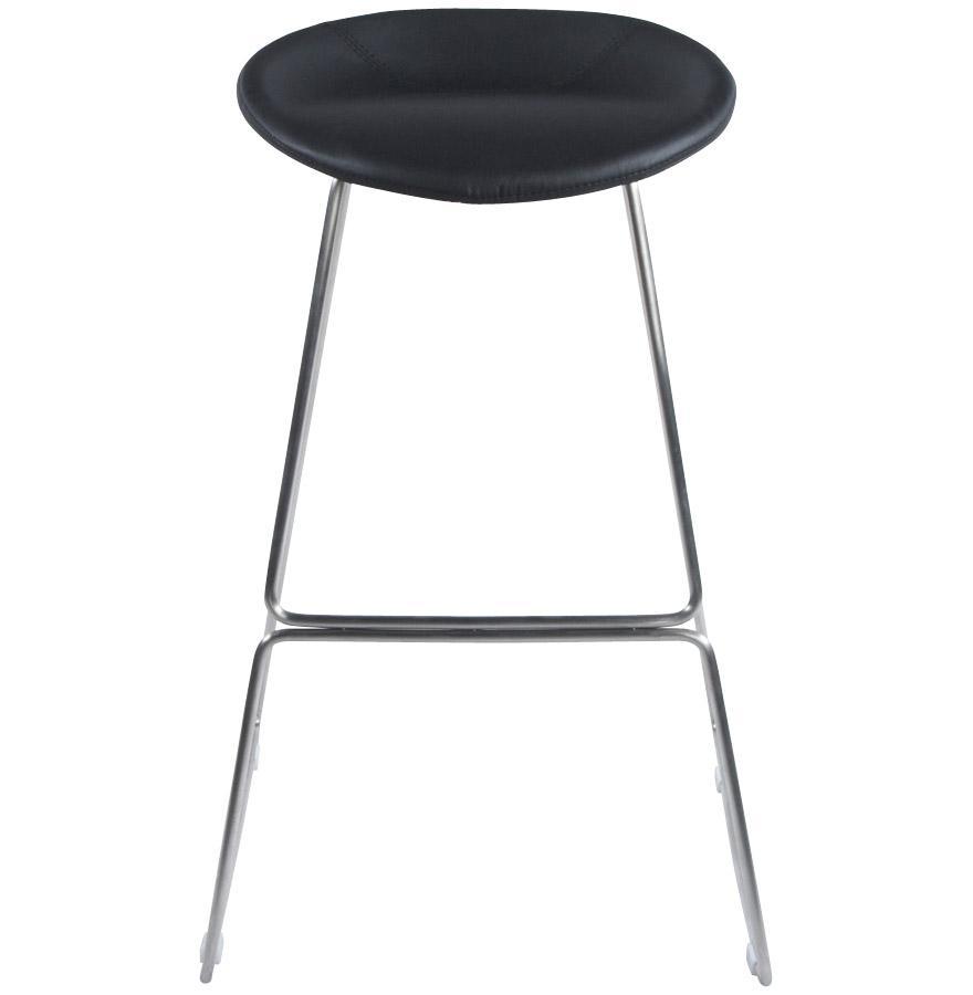 Moderná barová stolička Jack čierna