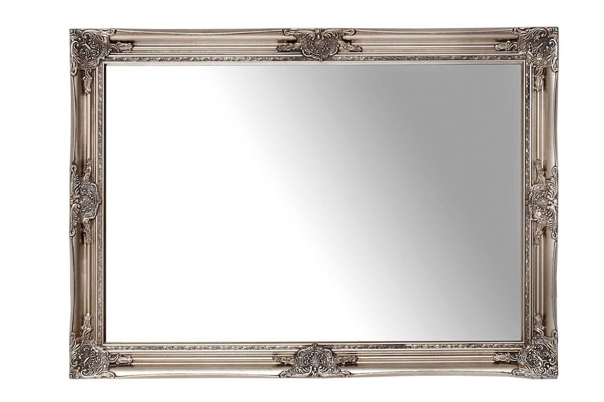 Zrkadlo Reincarnation strieborne 105cm