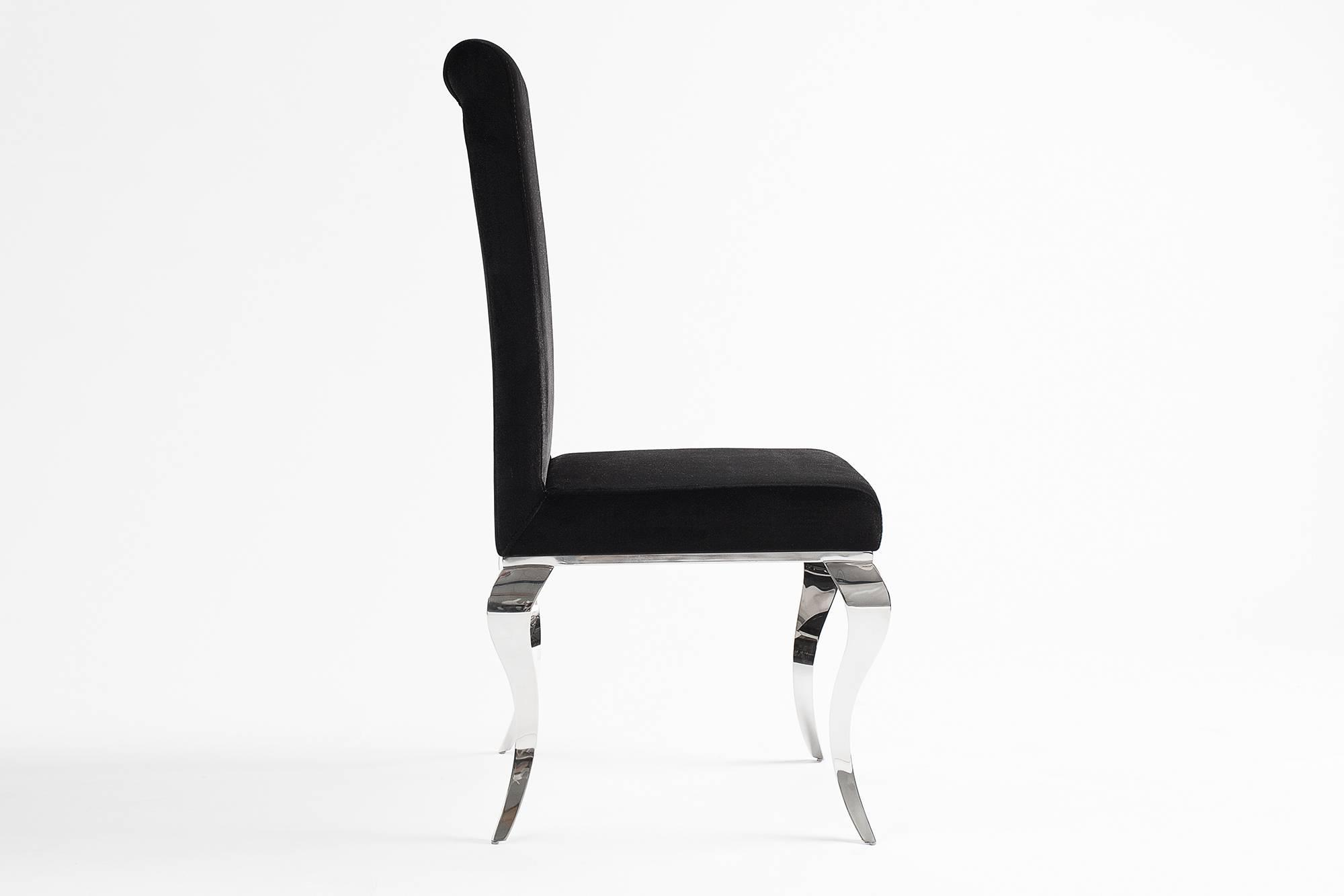 Dizajnová stolička Rococo - 1ks - SKLADOM na SK