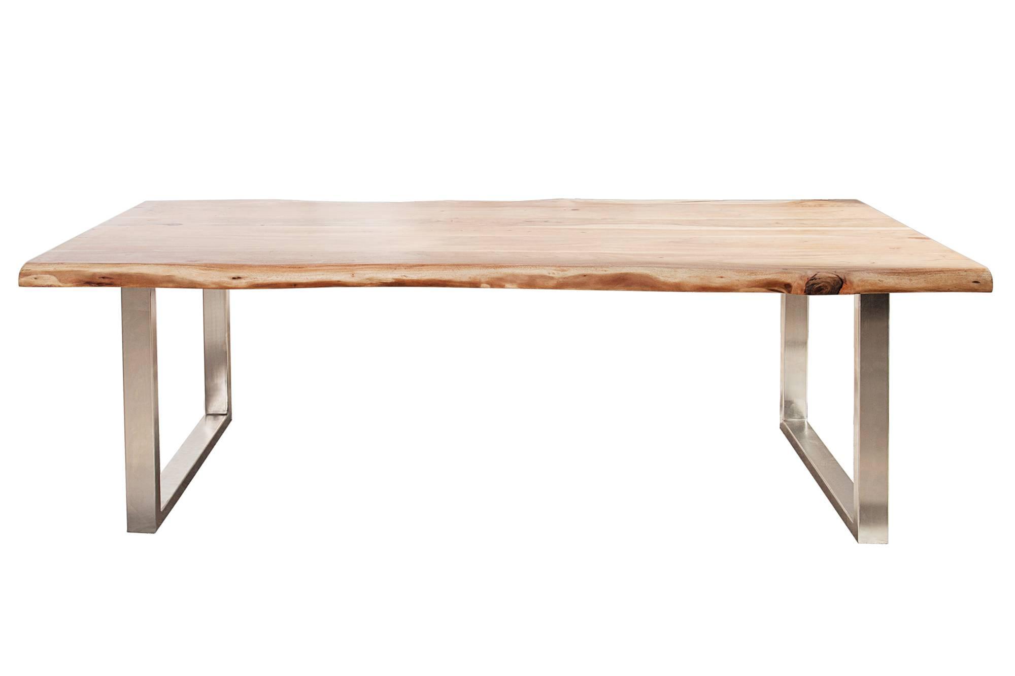 Luxusný jedálenský stôl z masívu Massive II New 240cm