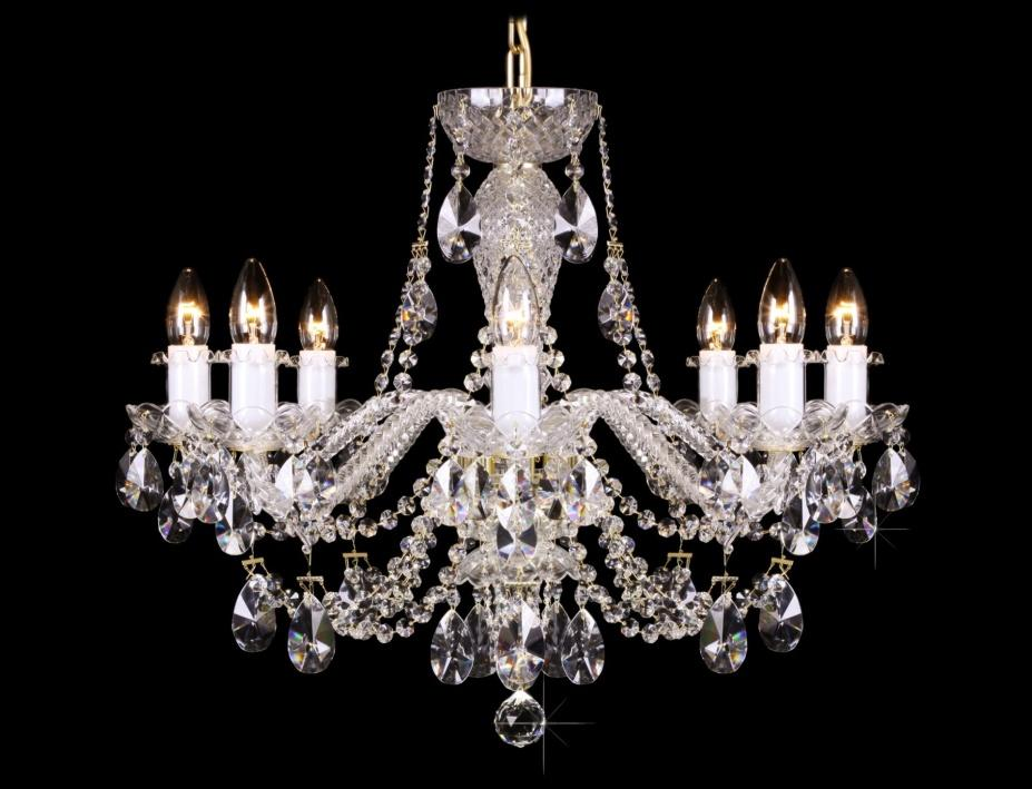 Krištálový luster Grande R8