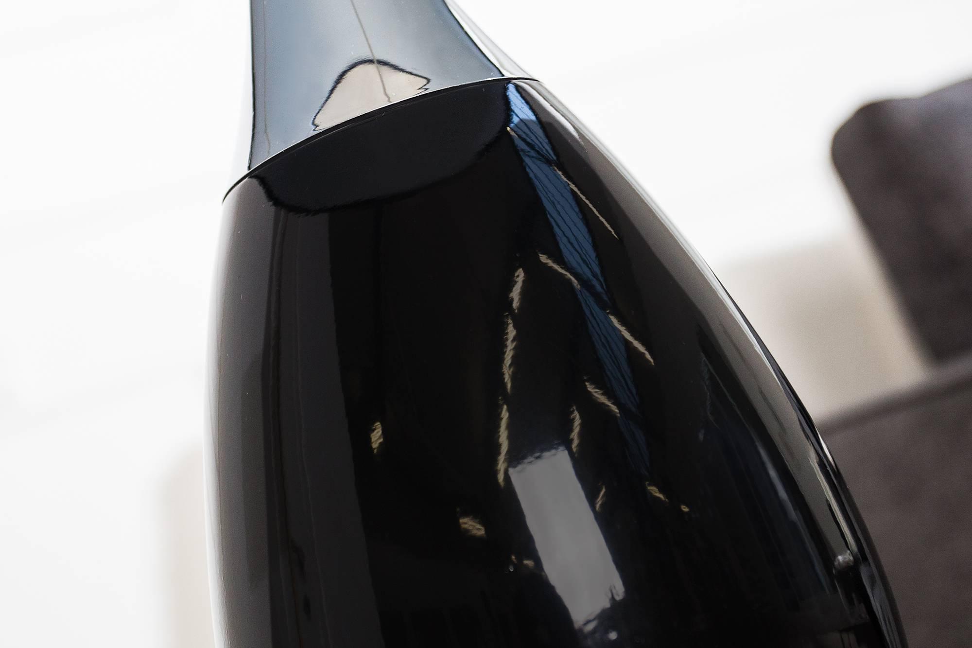Stolná lampa Aaria 60 cm čierna