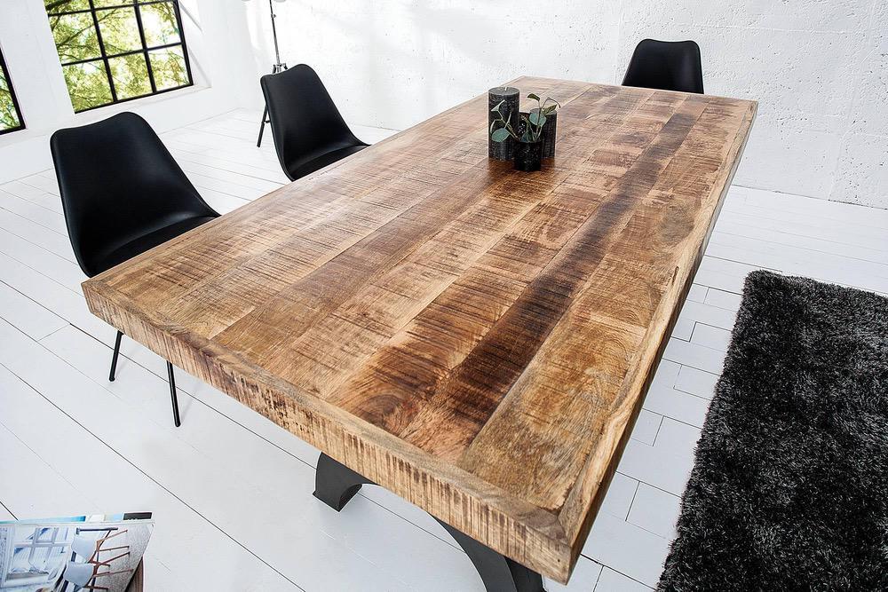 18557c316900 Jedálenské stoly  Luxusný masívny jedálenský stôl Celine 200cm