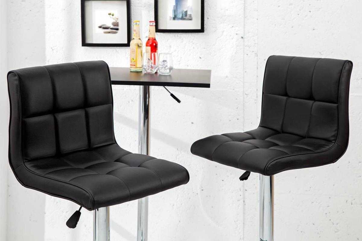 Barová stolička Modern Black