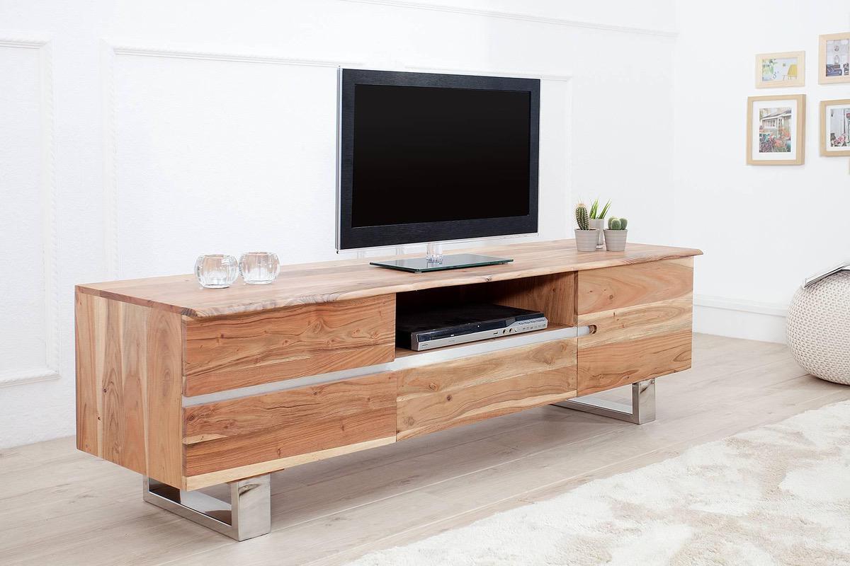 LuxD Luxusný TV stolík Massive