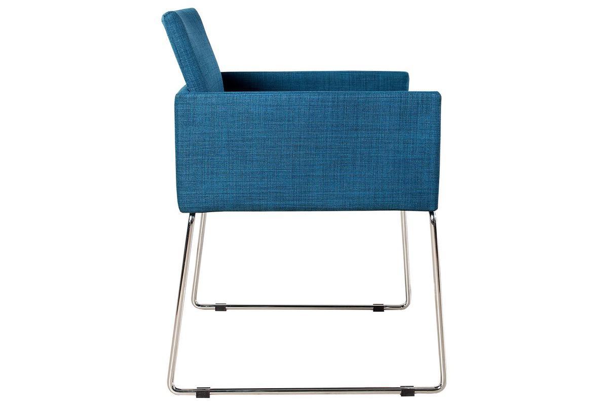 Stolička Officio modrá