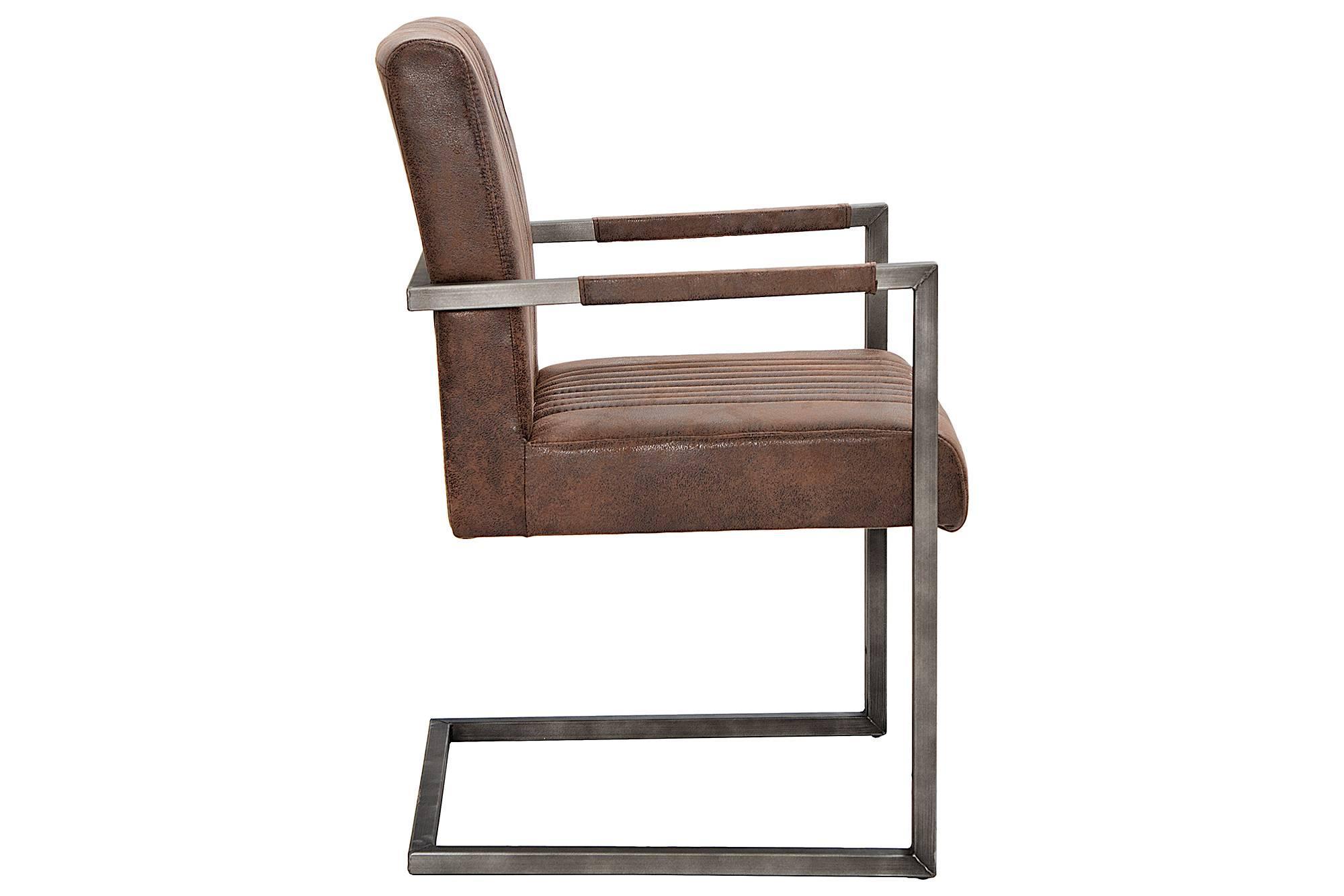 Stolička Boss Vintage hnedá - SKLADOM na Slovensku