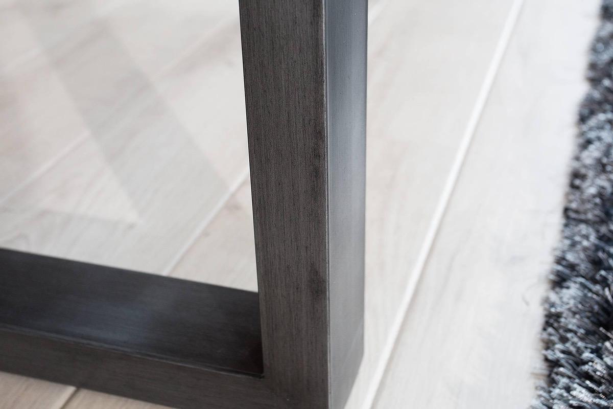 Jedálenský stôl Evolution 160cm Antracit