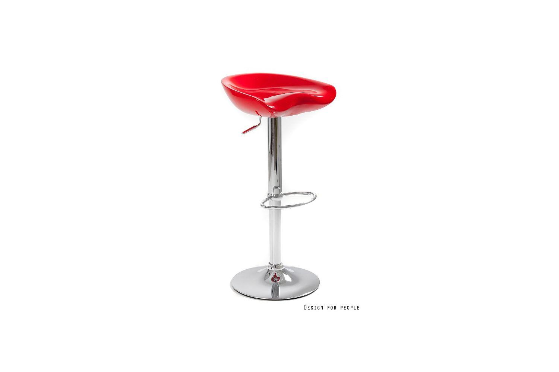 Dizajnová barová stolička Daina - viac farieb