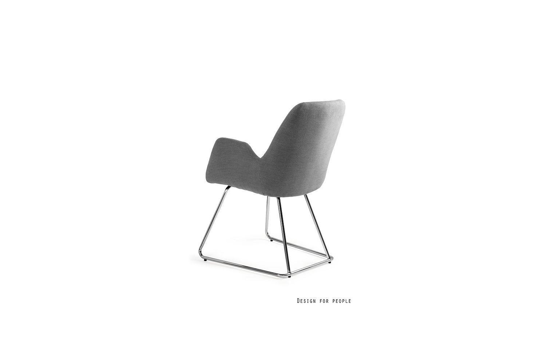 Dizajnová stolička Avril - viac farbieb
