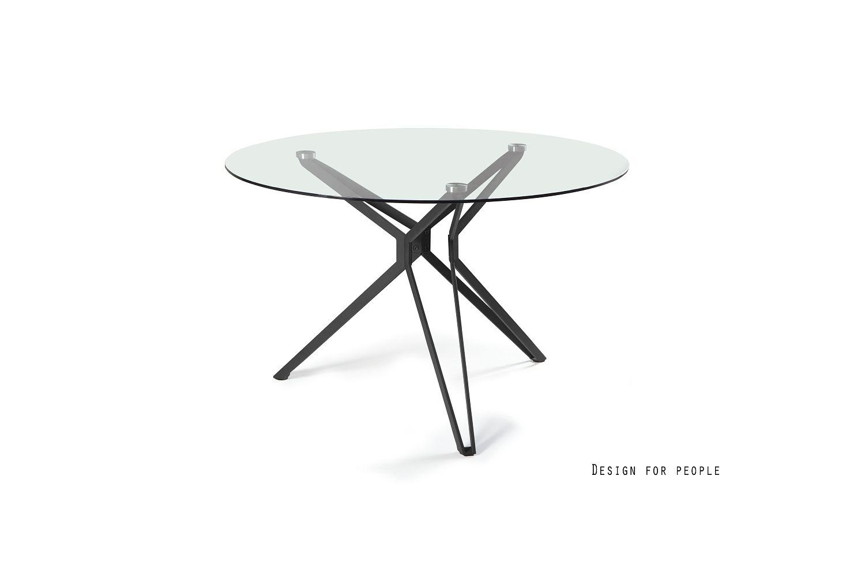 Meble PL Dizajnový jedálenský stôl Parrish