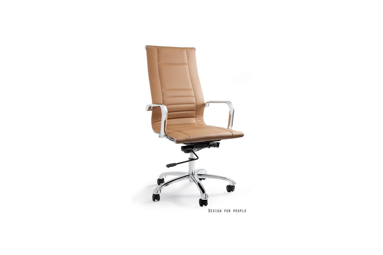 Kancelárska stolička Astoria béžová