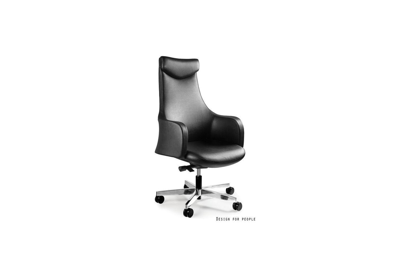 Meble PL Kancelárska stolička Babsy eko koža