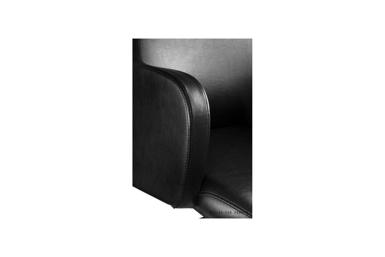 Kancelárska stolička Babsy eko koža stabilná
