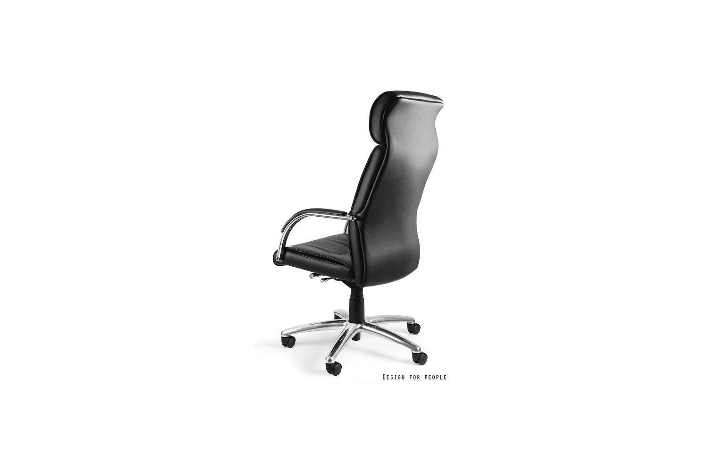 Kancelárska stolička Brandon koža