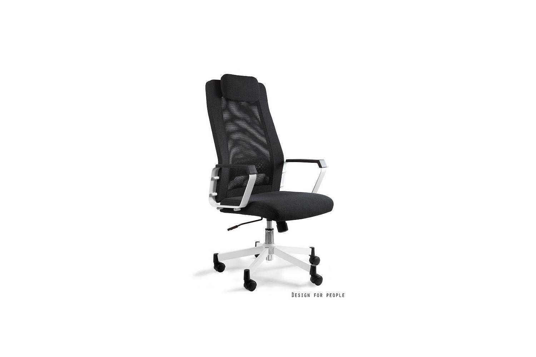 Meble PL Kancelárska stolička Froom čierna