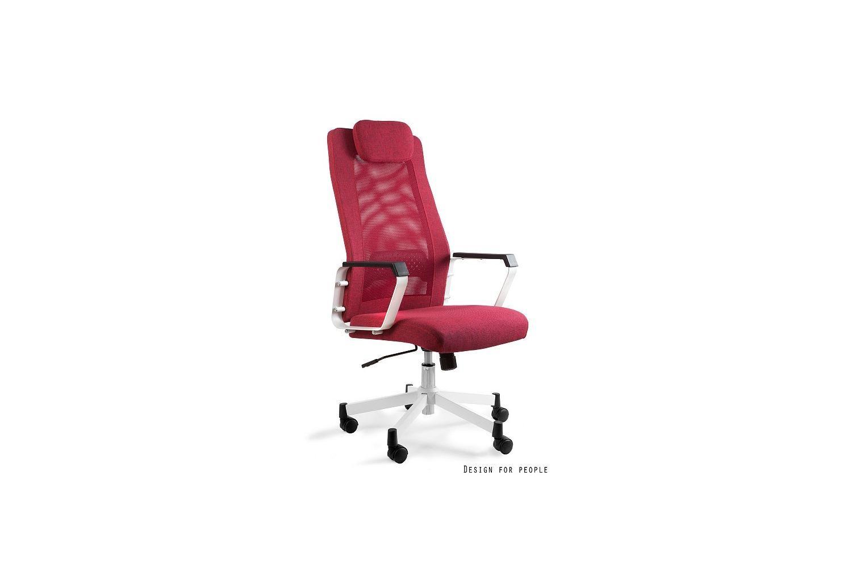 Meble PL Kancelárska stolička Froom červená