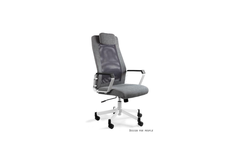 Kancelárska stolička Froom šedá