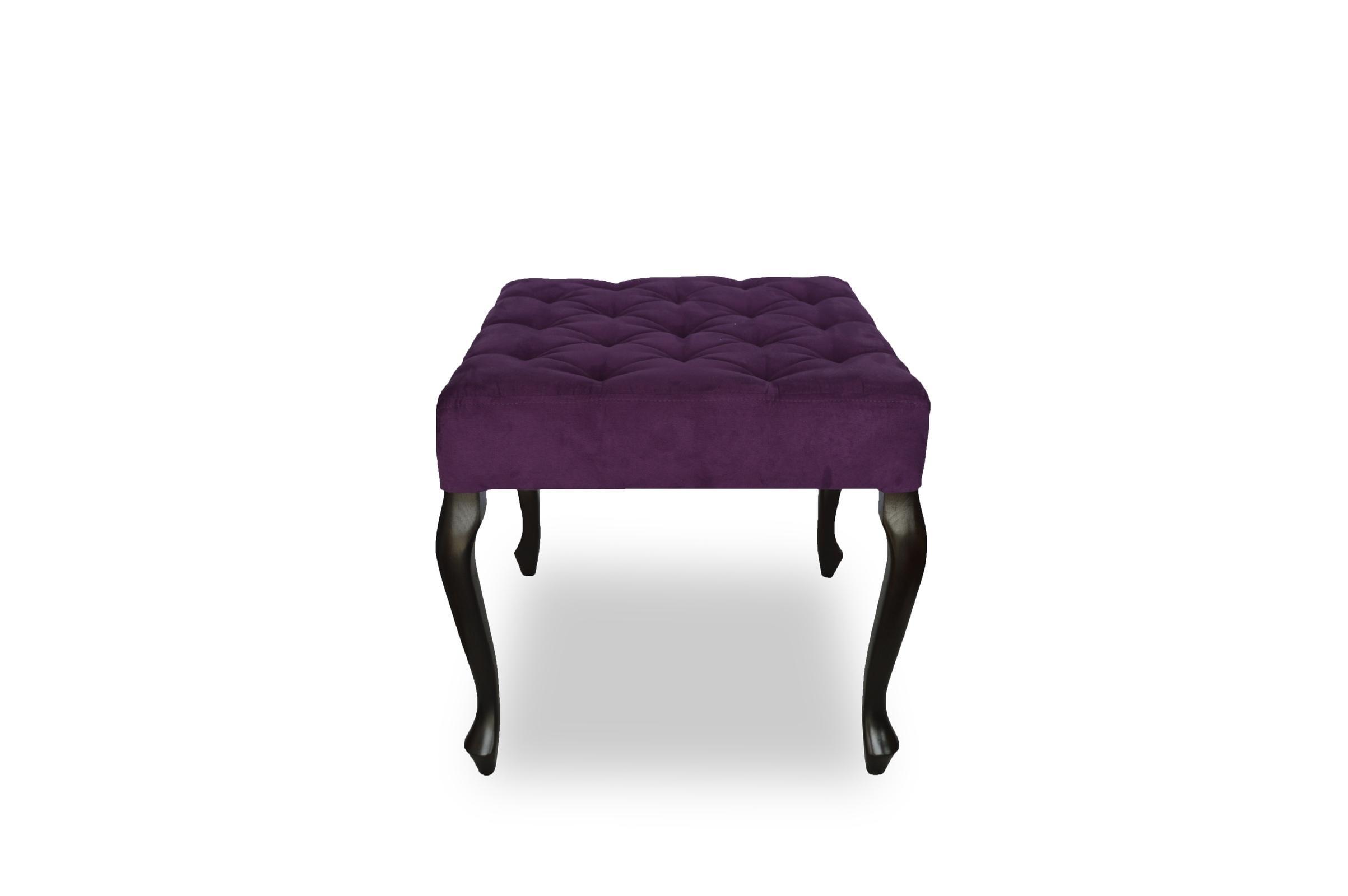 Dizajnová taburetka Alberto 50x50 - rôzne farby