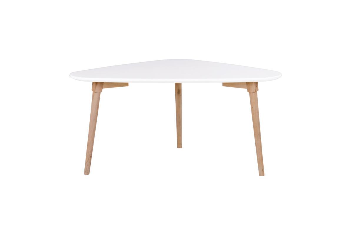 Dizajnový konferenčný stolík Kellen, malý