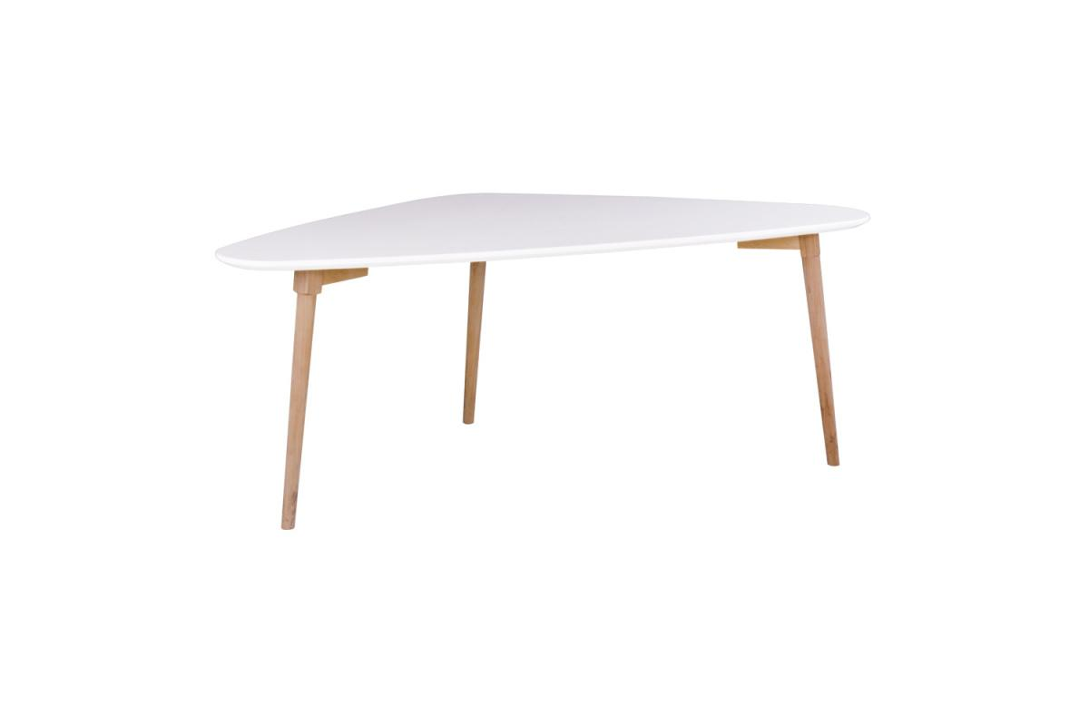 Dizajnový konferenčný stolík Kellen, veľký