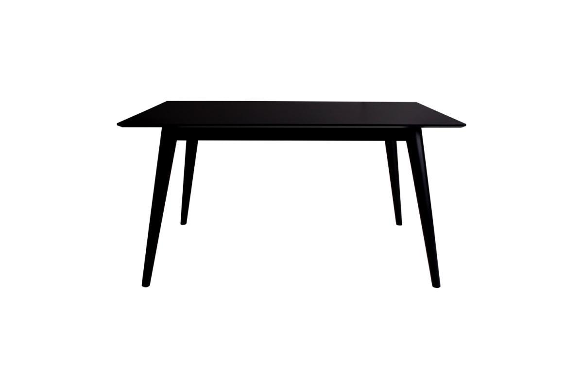 Rozťahovací stôl Ronald 230, čierny
