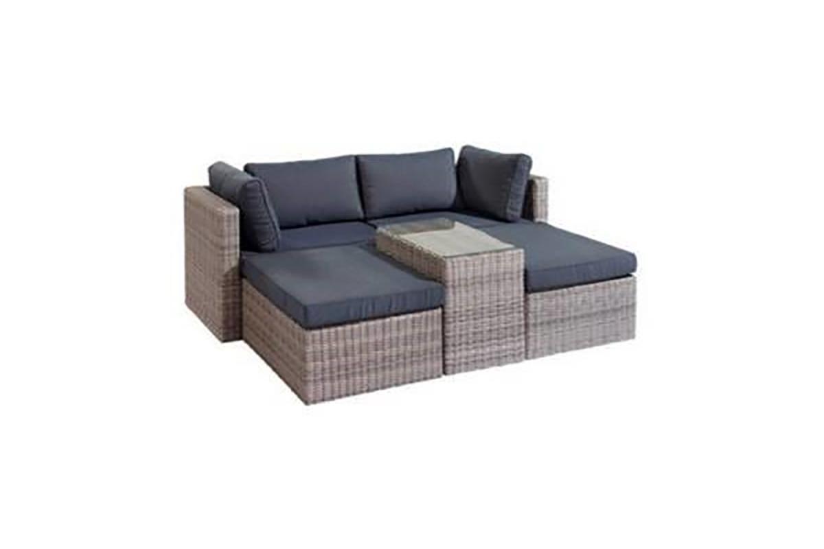 Dizajnová sedačka / set Alfredo
