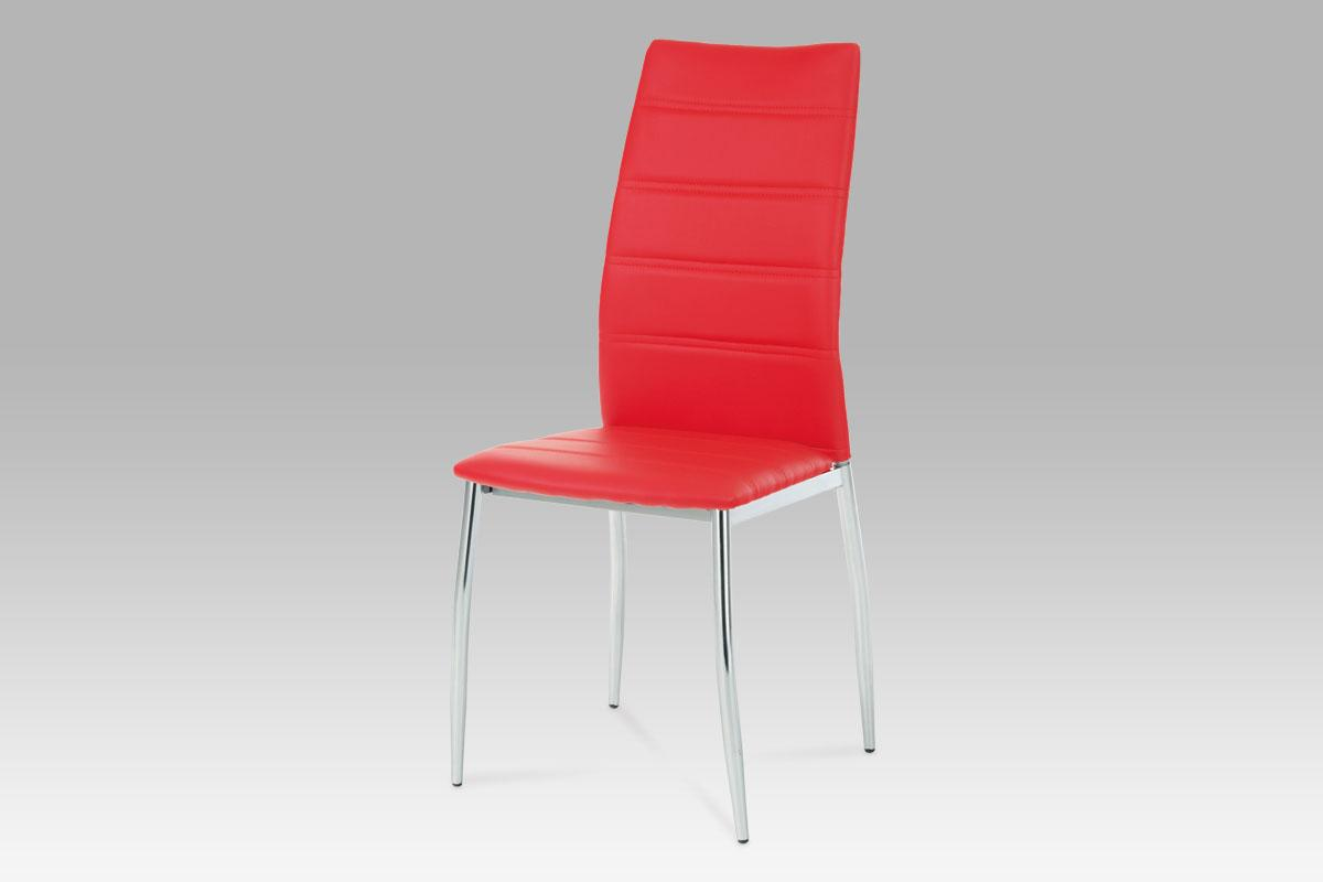 Jedálenská stolička AC-1295 RED